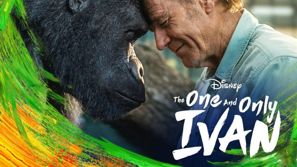 Film the one and only ivan film terbaru 2020