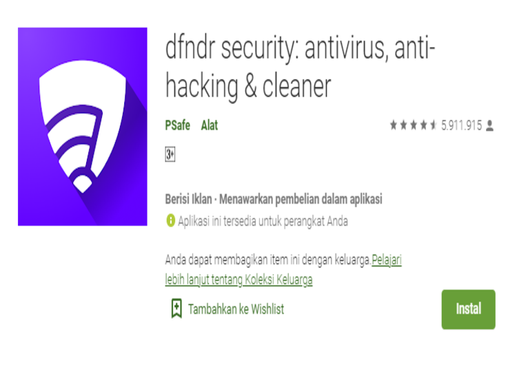 dfndr android